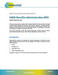 Download NelsonHall's 2015 NEAT Vendor Evaluation