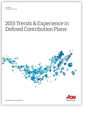 2015 Trends & Experiences in DC Plans Executive Summary