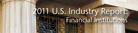2011 Financial Institutions Industry Report | Aon
