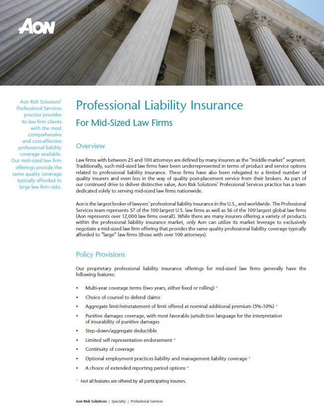 business plan professional indemnity insurance