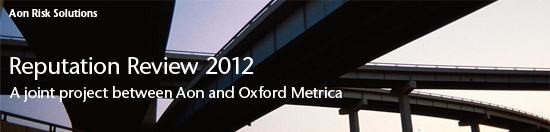 Oxford Metrica Reputation Review 2012