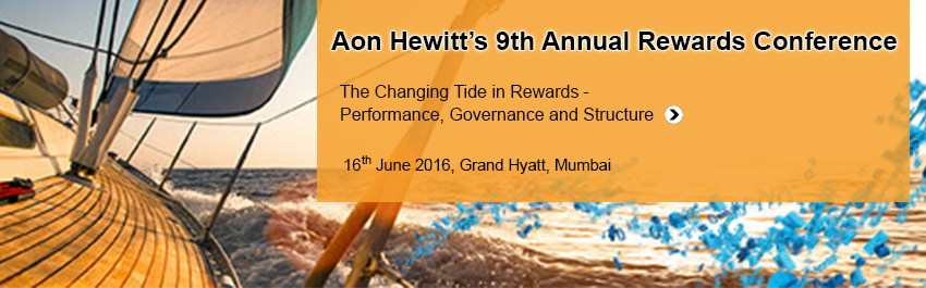 Aon Hewitt 9th Annual Rewards Conference