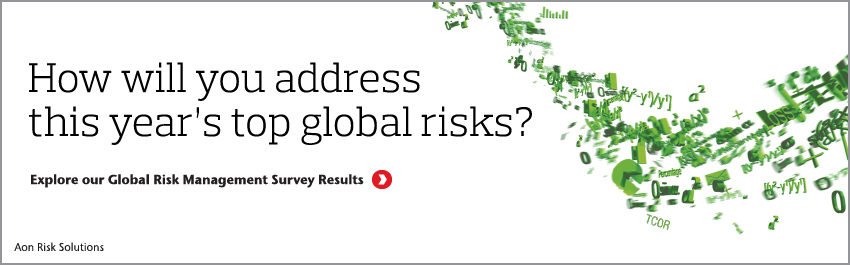 Global Risk Management Survey Results
