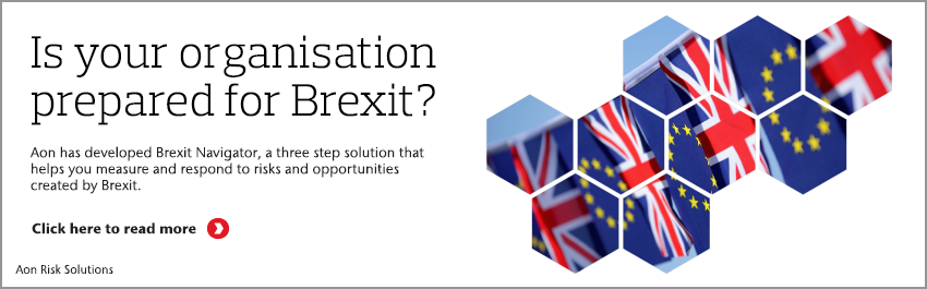 Is your organisation prepared for brexit?