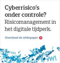 Cyberr1isico's onder controle