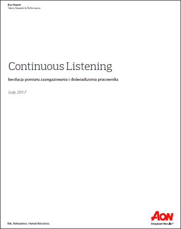 Continuous Listening