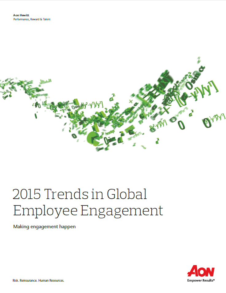 2015 Trends in Global Employee Engagement