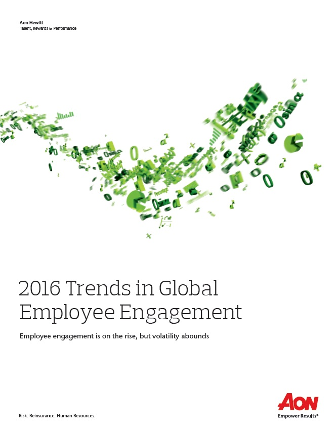 2016 Trends in Global Employee Engagement