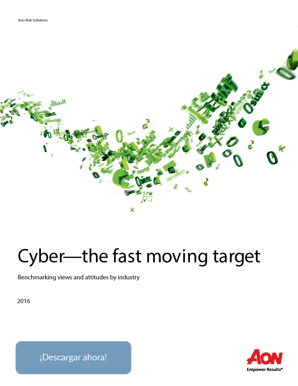 Cyber-the fast moving target
