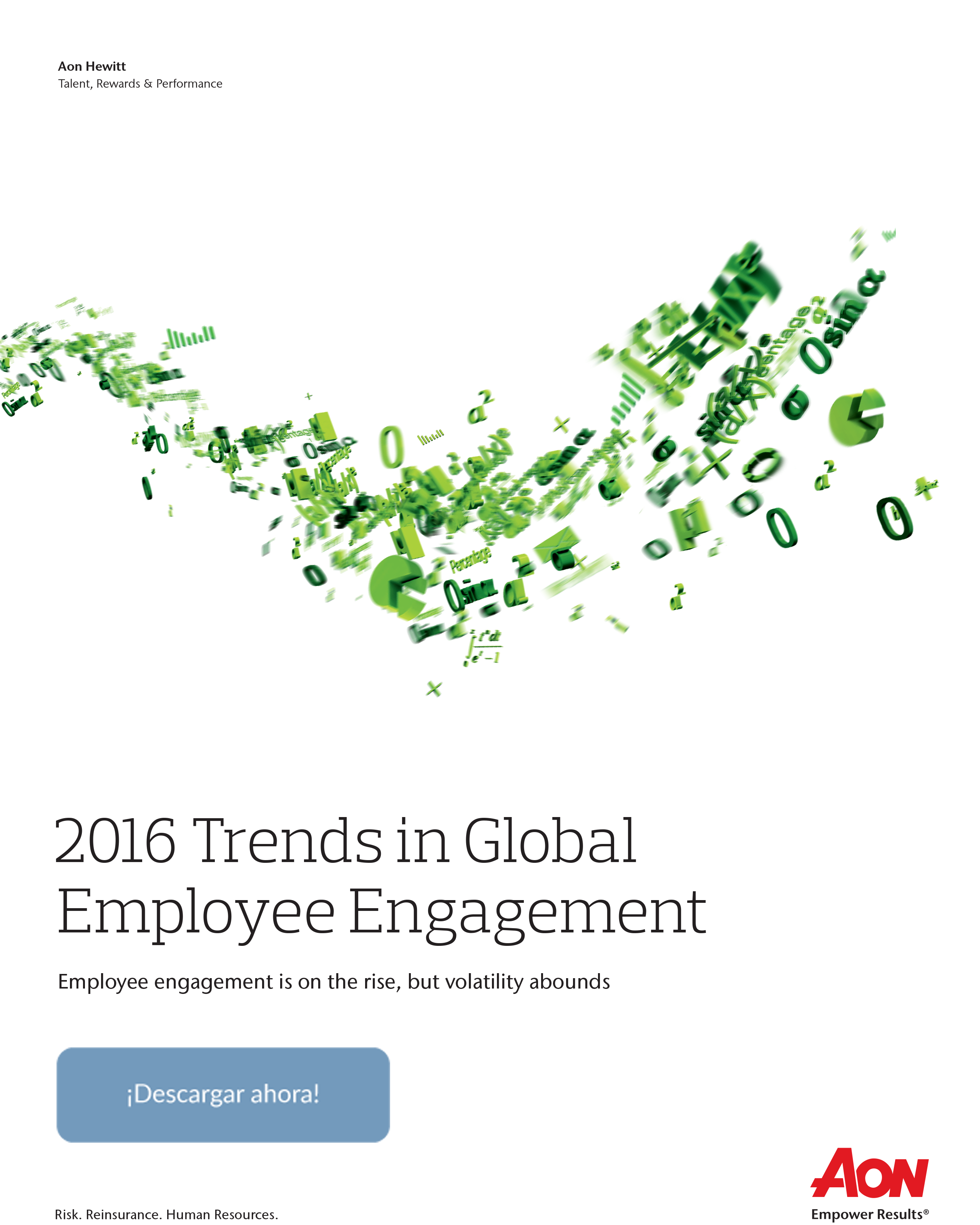 2016 Trens in Global Employee Engagement