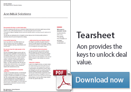 Aon-M&A-Solutions-Tearsheet.pdf