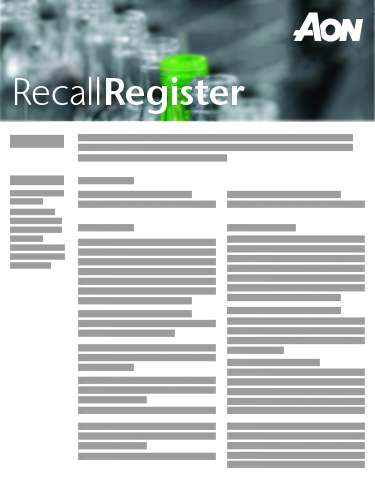 Recall Register