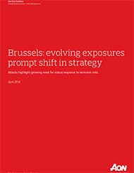 Brussels: evolving exposures prompt shift in strategy