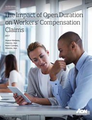 The Impact of Open Duration on Workers' Compensation Claims