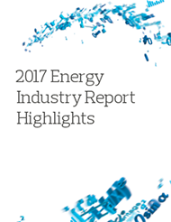 2017 Energy Industry Report Highlights