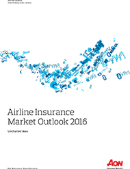 Airline Insurance Market Outlook 2016