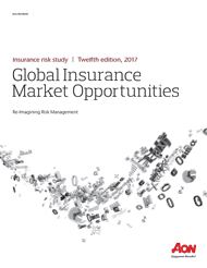Global Insurance Market Opportunities - Twelfth edition 2017
