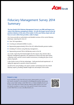 Aon FM Survey Summary 2014