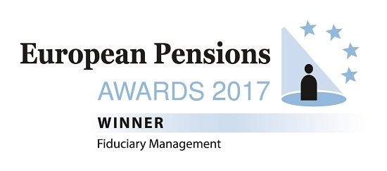 Fiduciary Management Firm Of The Year - European Pensions Awards 2017