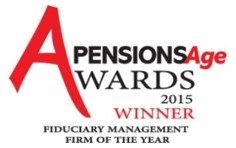 Fiduciary Management Firm of the Year – 2015 Pensions Age Awards