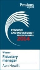 Fiduciary Manager of the Year – 2014 FT Pension & Investment Provider Awards