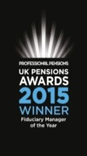 Fiduciary Manager of the Year – 2015 Professional Pensions Awards