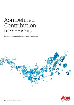 Aon Defined Contribution DC Survey 2015