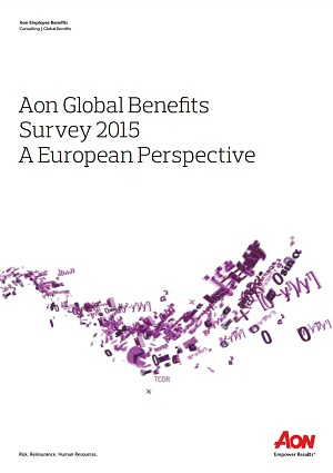 Aon Global Benefits Survey 2015 A European Perspective