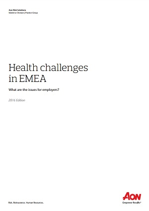 Health Changes in EMEA