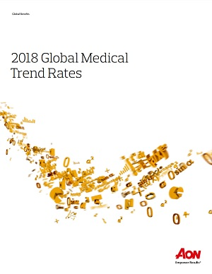 2018 Global Medical Trend Rates