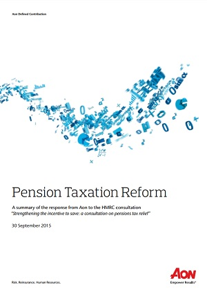 Pension Taxation Reform Report
