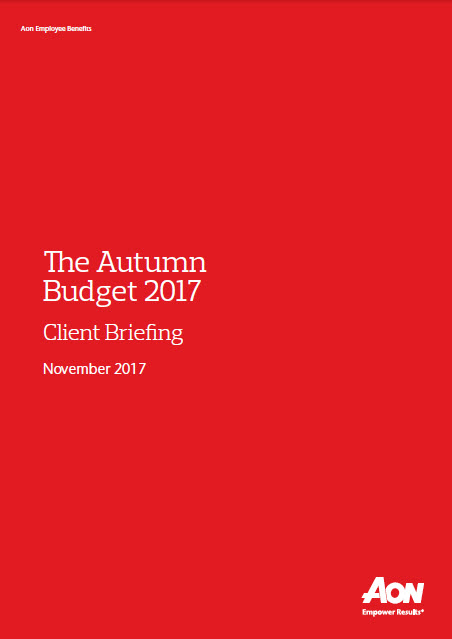 The Autumn Budget 2017 Client Briefing