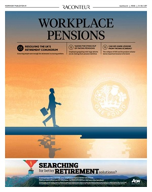 Workplace Pensions Report 2017