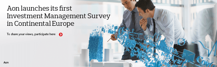 Aon launches its first Investment Management Survey in Continental Europe