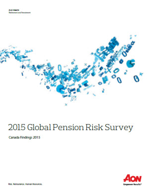 Global Pension Risk Survey 2015 - Canada Survey Findings