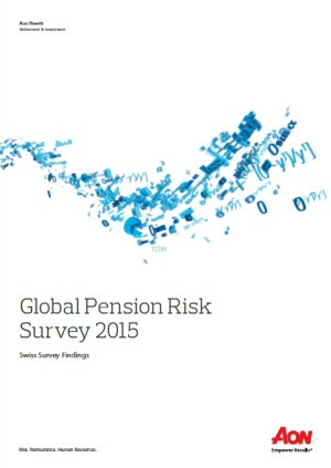 Global Pension Risk Survey 2015 - Swiss Survey Findings