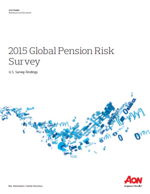 Global Pension Risk Survey 2015 - US Survey Findings