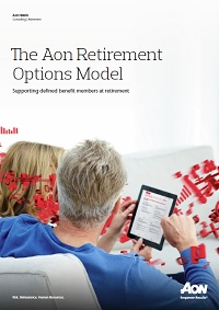 Aon Retirement Options Model