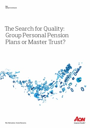 Master Trust or Group Personal Pension Plan?