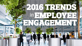 2016 Trends in Employee Engagement