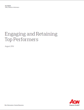 Engaging and Retaining Top Performers