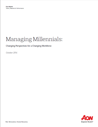Managing Millennials: Changing Perspectives