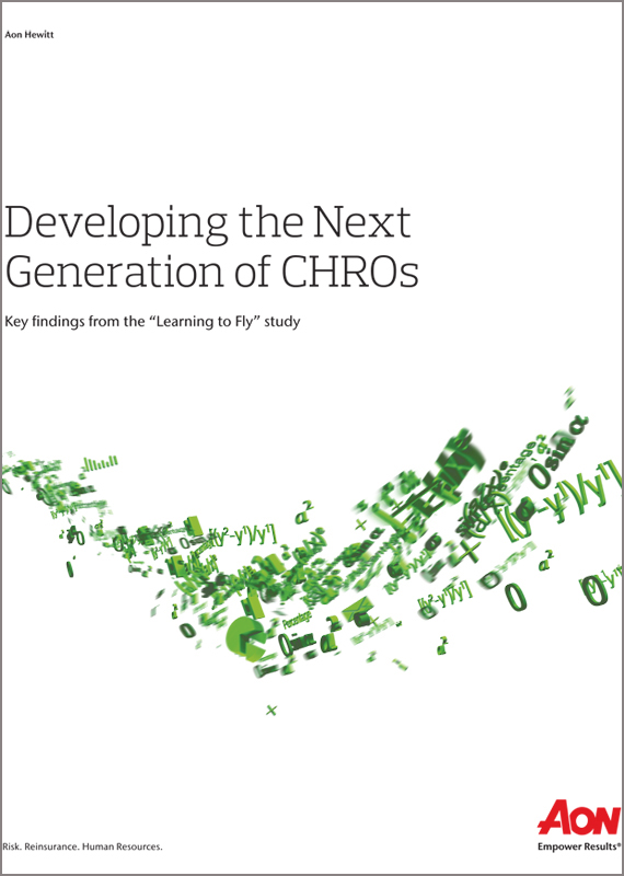 Developing the Next Generation of CHROs