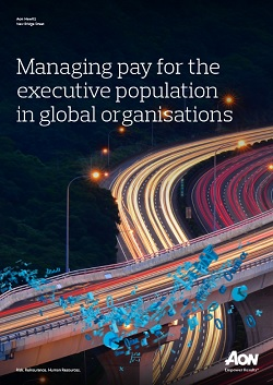 Managing pay for the executive population in global organisations