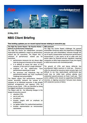NBS Client Briefing