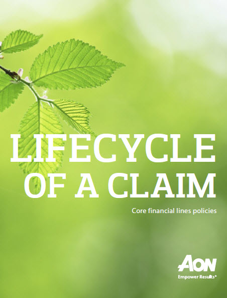 Lifecycle of a Claim