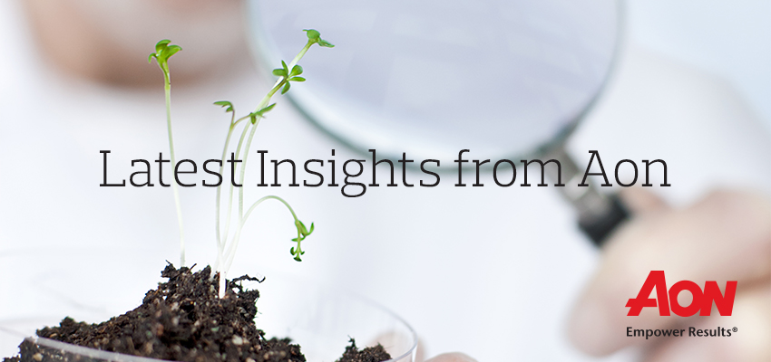 Latest Insights from Aon