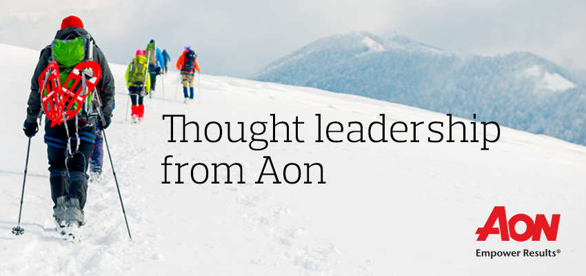 Thought Leadership from Aon